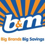 B&M discount codes