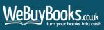 We Buy Books discount codes