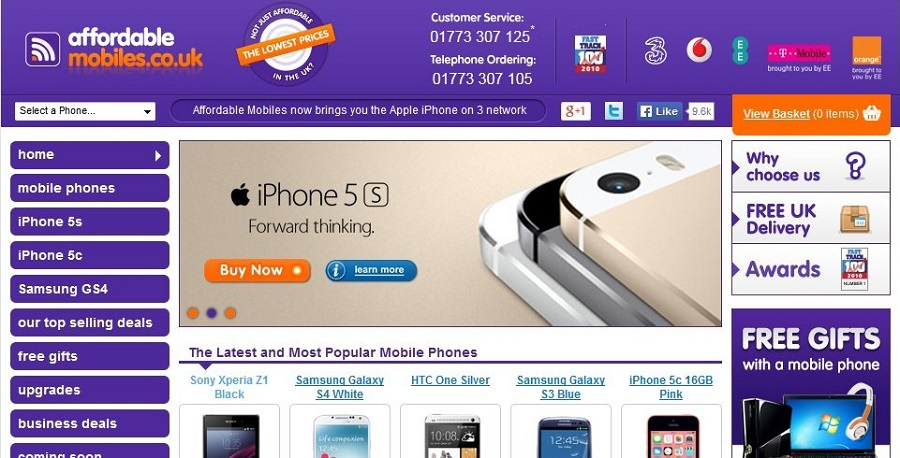 Affordable Mobiles Voucher