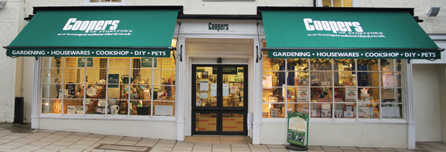 Coopers of Stortford Discount Code