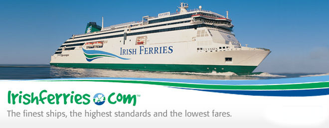 Irish Ferries Voucher Code
