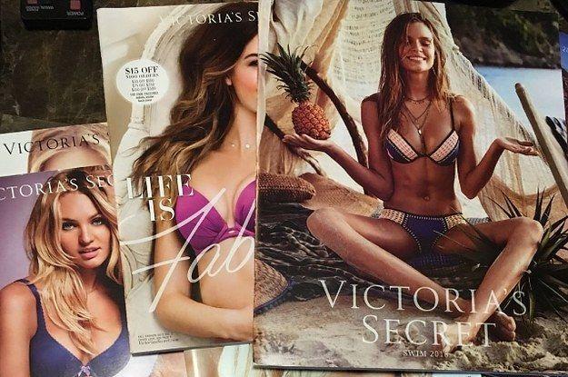 Victoria's Secret Voucher