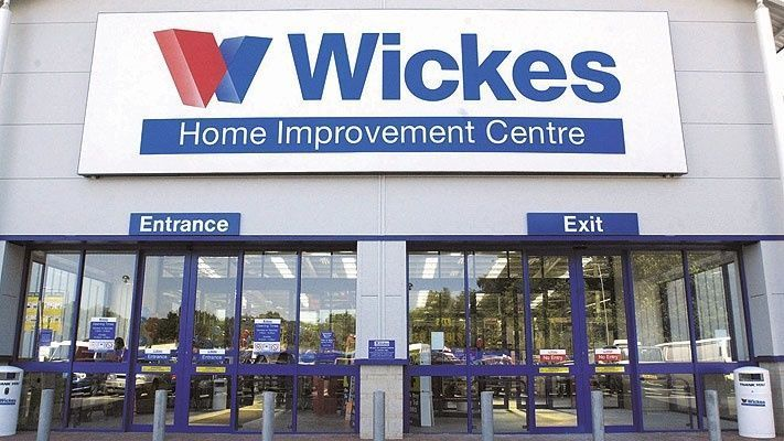 Wickes vouchers