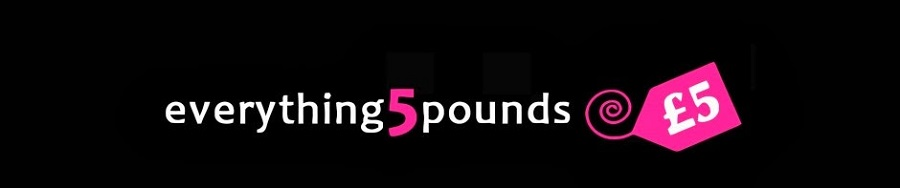 everything5pounds Voucher